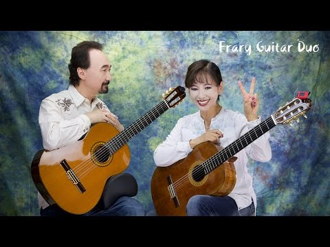 Purcell, Rigaudon - Frary Guitar Duo