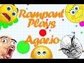 Agar.io Gameplay |LAG CHALLENGE|| Funny|