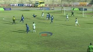 Mbao FC leo imepata ushindi wa bao 1-0 dhidi ya Mtibwa Sugar katika...