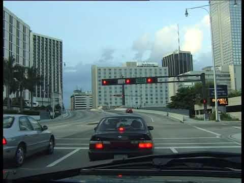 03.Oct.1998: Brickell Avenue Bridge SE 2nd Ave, Miami, FL 33131, Florida, USA