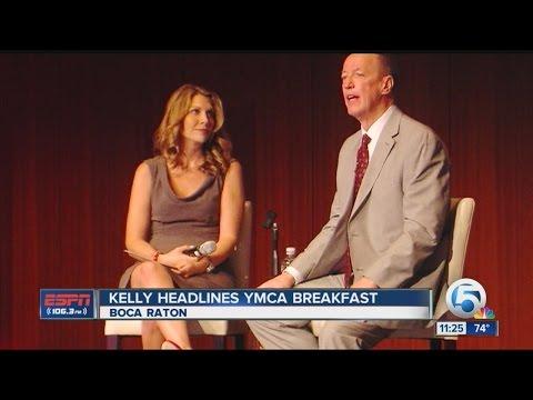 Jim Kelly headlines YMCA breakfast