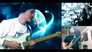 The Kiss of Judas - Stratovarius cover.