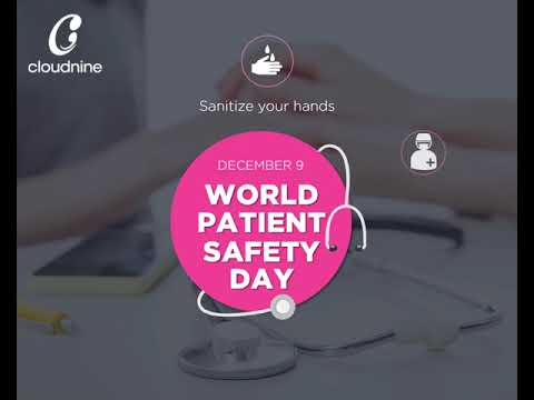 World Patient Safety Day | Cloudnine Hospitals Mp3