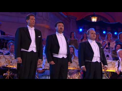 Andre Rieu  platin tenors sing  inpossible dream