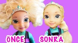 Video İkinci El Yıpranmış Barbie Saçı Düzeltme - Isısız ve Düzleştiricisiz - Oyuncak Yap download MP3, 3GP, MP4, WEBM, AVI, FLV Februari 2018