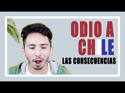 ⚠️ODIO A CHILE Y SU GENTE ⚠️ - Las consecuencias | @isrogergil ROGER GIL