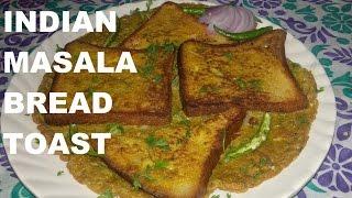 iyengar bread toast