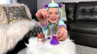 Daphnie OPENS * BRAND NEW * Smooshy Mushy Toys!