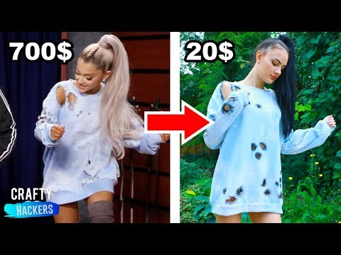 Dressing Like Ariana Grande, Taylor Swift and Gigi Hadid For a Day *For cheap*