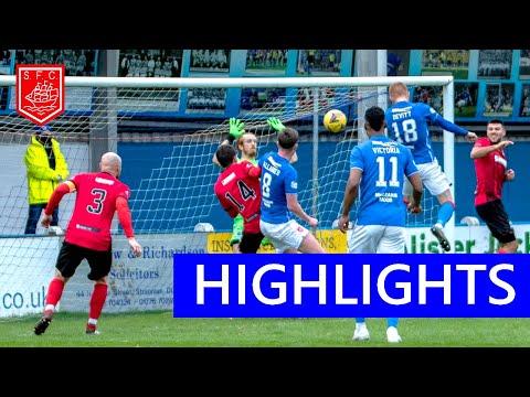 Stranraer Elgin Goals And Highlights