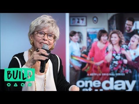 Rita Moreno Discusses