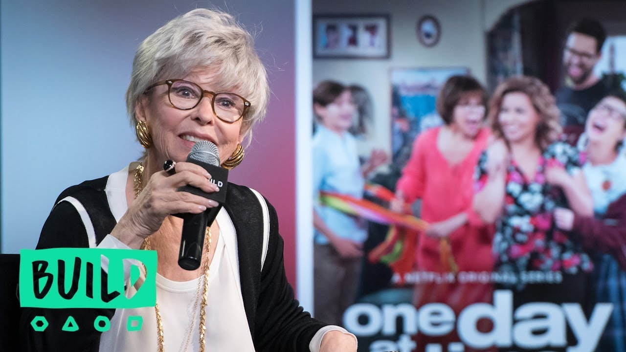The Many Lives of Rita Moreno: Veteran performer reflects in latest ...
