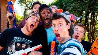 Behind the Scenes | Nerf COD Gun Game 5.0!