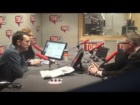 Grzegorz Braun w Radio TOK FM 20-04-2015