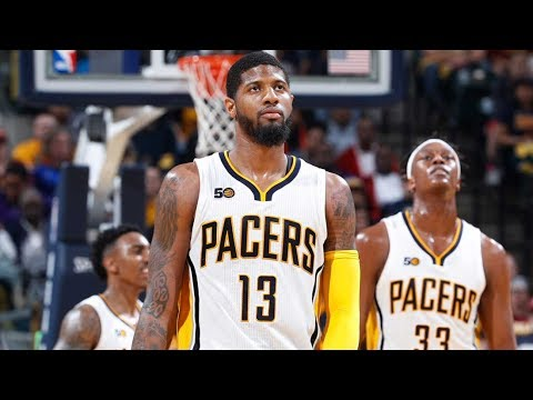 Should the Indiana Pacers trade Paul George - The Anthony James Show