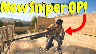 Quickscoping w/ Kali in Rainbow Six Siege (Test Server Gameplay)