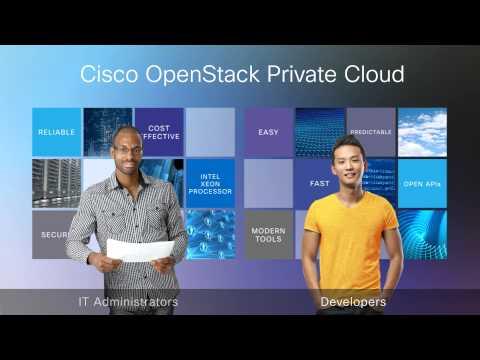 Cisco OpenStack Private Cloud