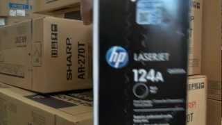 HP Toner Cartridge Q6000A black - 124A