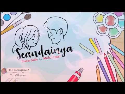 BRISIA JODIE - SEANDAINYA ( VIDEO LYRICS)