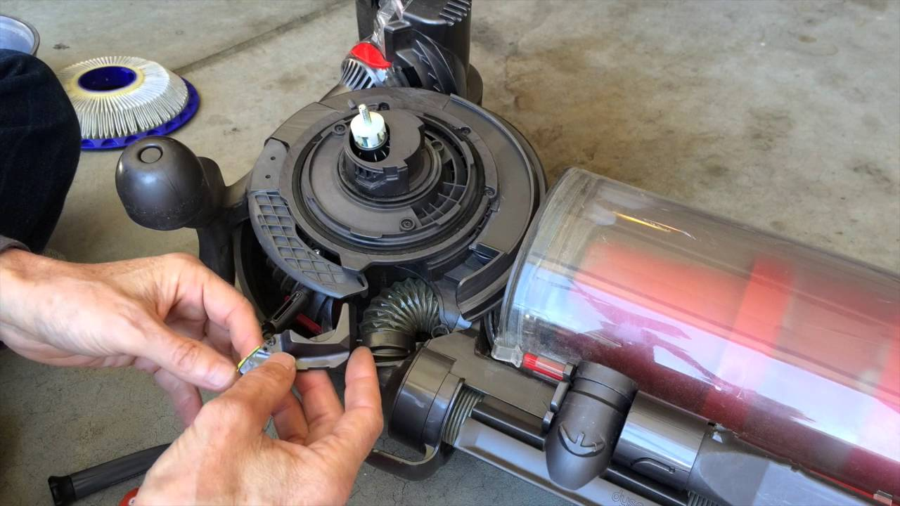 hight resolution of dyson dc41 repair