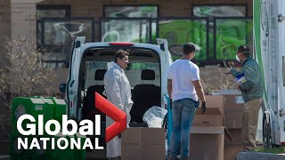 Global National: May 28, 2020 | Pandemic brings problems in Canadian long-term care homes to light