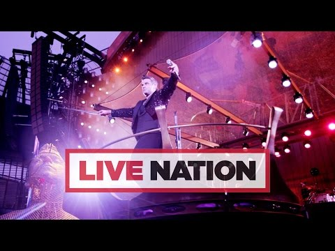 Robbie Williams: The Heavy Entertainment Show Tour | Live Nation UK
