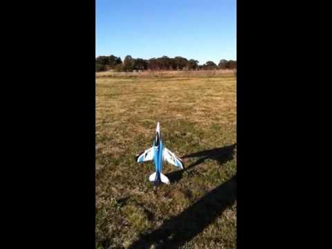 Stinger64 vertical takeoff