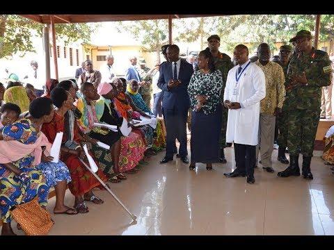 Rwamagana: Uko ibikorwa bya RDF Citizen Outreach Programme byagenze