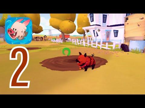 Hogwash - Gameplay Walkthrough Part 2 - Apple Arcade