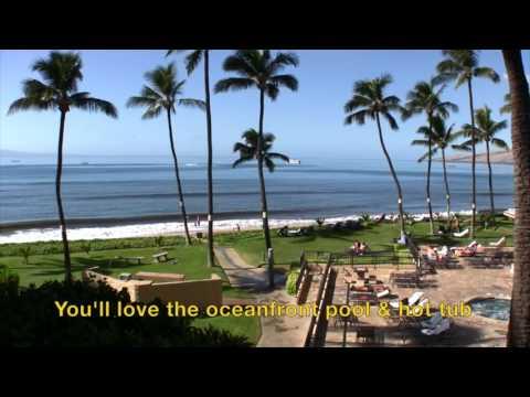 Beautiful Maui Vacation Rental At The Beachfront Sugar Beach Resort