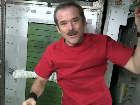 CSA Presents: The Hadfield Shake - Exercise on the ISS