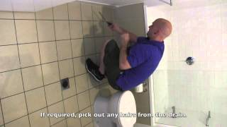How to clean your Bathroom ( Mini Clean Official Training Video)