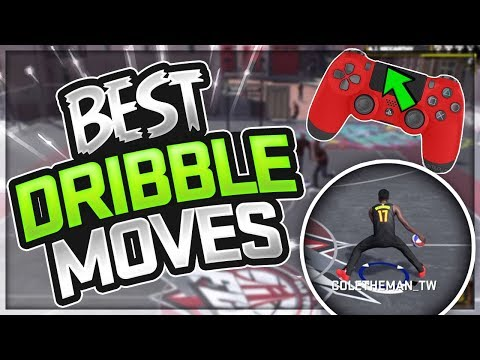 NBA 2K18 Tips: HOW TO BREAK ANKLES EVERY TIME - BEST DRIBBLE MOVES/COMBOS IN NBA 2K18! (TUTORIAL)
