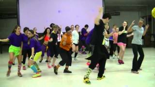 Royals - Lorde - Haka & Dance Fitness Routine w/ Bradley - Crazy Sock TV