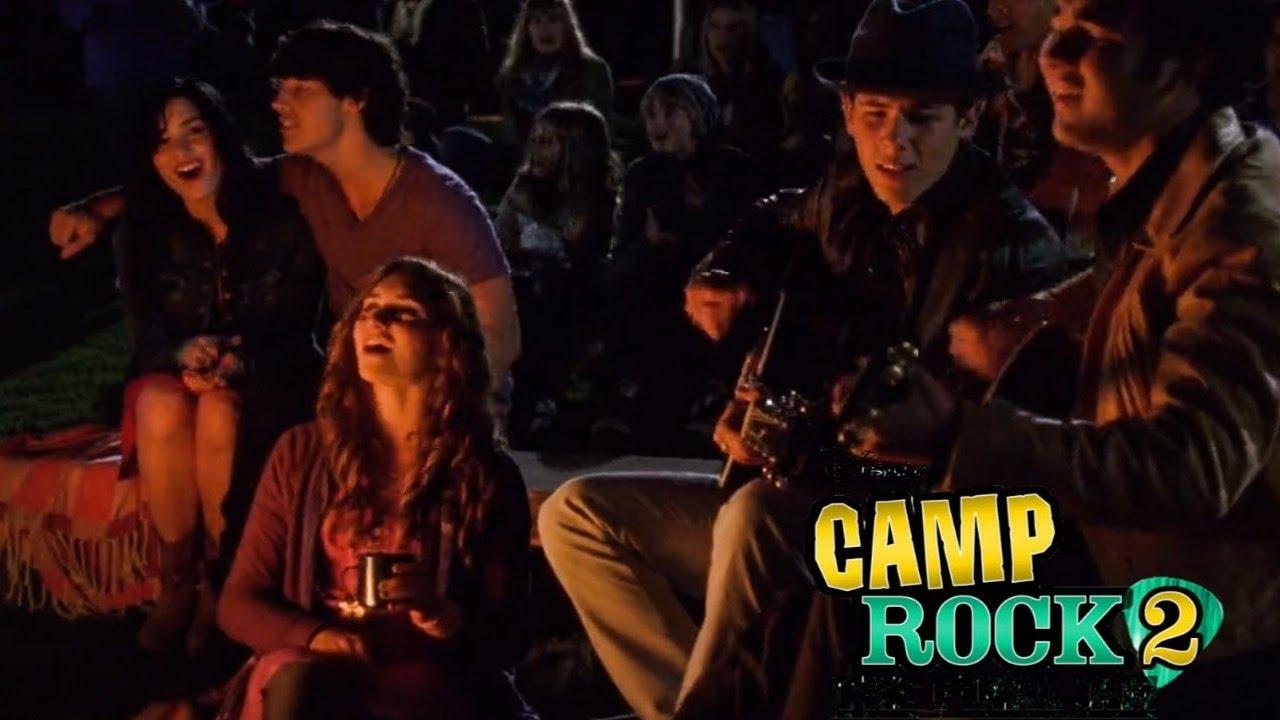 Camp Rock 2 Parte Final Youtube