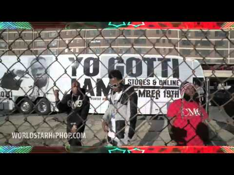 French Montana - Trap House Jumping Like Jordan (Rich The Kid Feat. Yo Gotti, Chinx Drugz)
