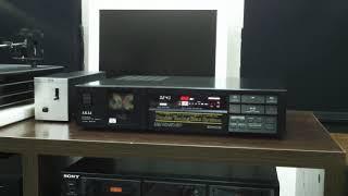 AKAI GX-9, 3 head, 20 - 21000 Hz. Сквозной канал.