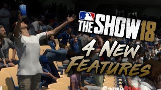4 New Presentation Features in MLB The Show 18
