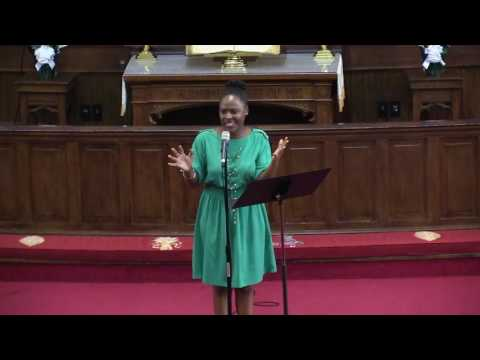 "Wesley United Methodist Church - 04/16/2017 - Sermon   ""Surely"""