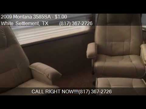 2009 Montana 3585SA  for sale in White Settlement, TX 76108