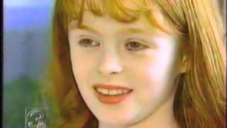 Lindsay Beth Harper - Looking Back #6: NBC Interview - 9 Years Old