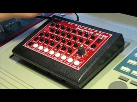 a little demo of the mfb 522 analog drum machine youtube. Black Bedroom Furniture Sets. Home Design Ideas