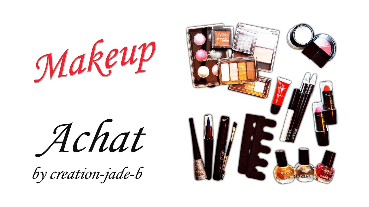 Calendrier De L Avent De Maquillage.Calendrier De L Avent Maquillage The Color Workshop