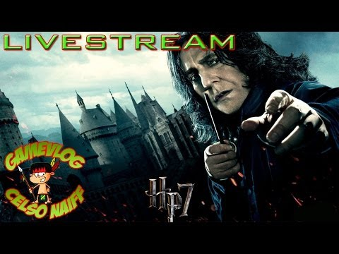 HARRY POTTER E AS RELÍQUIAS DA MORTE 01 livestream