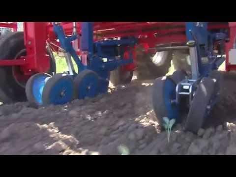 Démonstration matériel légume FERRARI Innovaction 2014