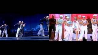 Kylie Minogue - LoveBoat (LaLCS, by DcsabaS, 2008 London, 2001 Sydney)