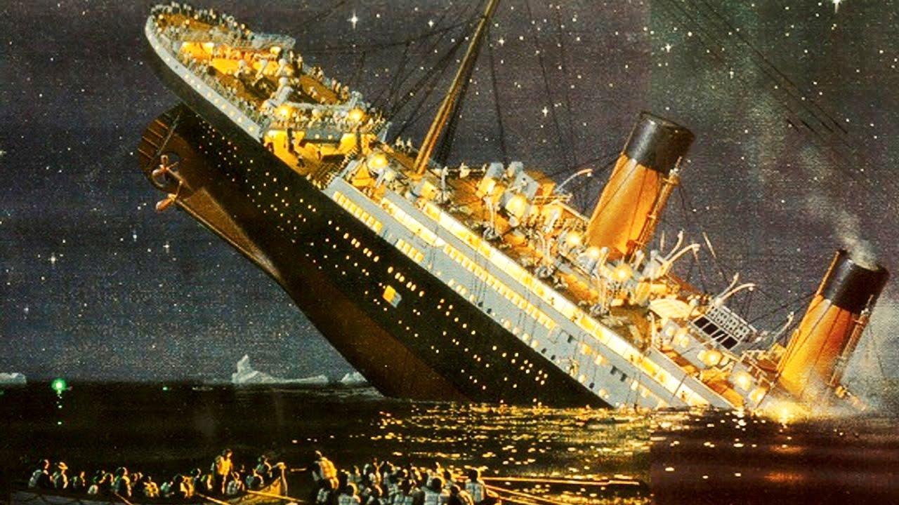 Znalezione obrazy dla zapytania titanic