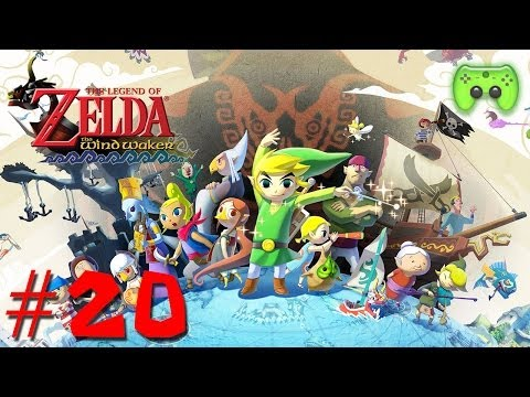The Legend of Zelda: Wind Waker HD # 20 - Held der Zeit «» Let's Play The Legend of Zelda | HD