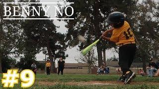 MY SON DESTROYS MY CAMERA! | BENNY NO | COACH PITCH/TEE BALL SERIES #9