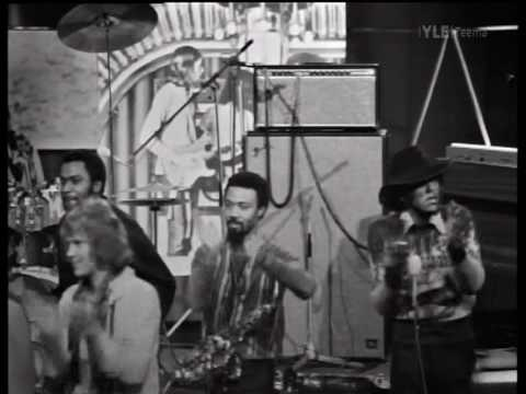 Buddy Miles - Runaway Child - Live Finland - 1971